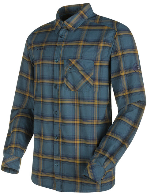 Mammut Belluno Tour Longsleeve Shirt Men orion-timber